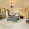 keep cozy By The fire In The master bedroom